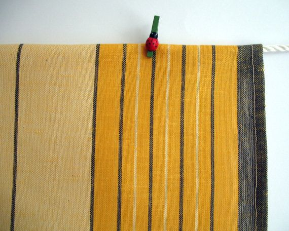 Striped kitchen towels Photo - 5