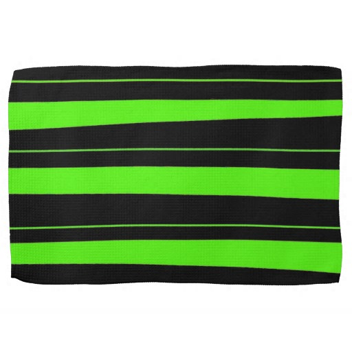 Striped kitchen towels Photo - 7