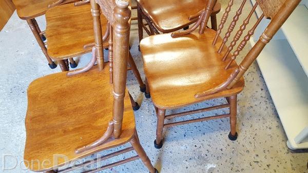 Sturdy kitchen chairs Photo - 1