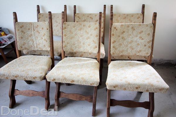 Sturdy kitchen chairs Photo - 3
