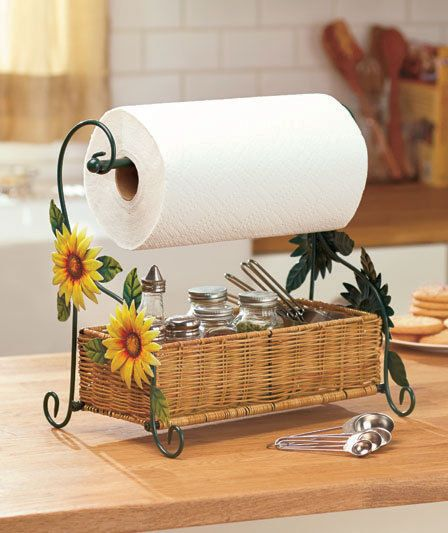 Sunflower Kitchen Decor Photo 10