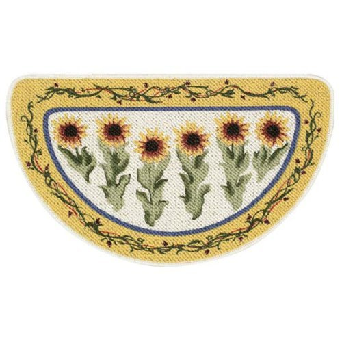 Sunflower Kitchen Rugs Photo - 4