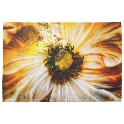 Sunflower kitchen towels Photo - 7