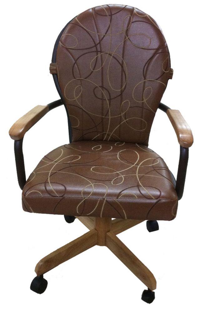 Swivel kitchen chairs Photo - 2