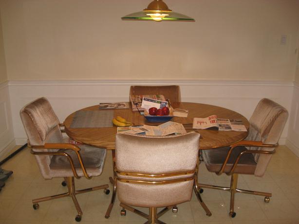 Swivel kitchen chairs Photo - 8