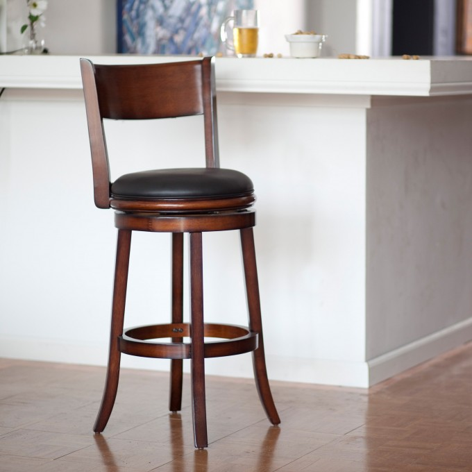 Swivel kitchen stools Photo - 7