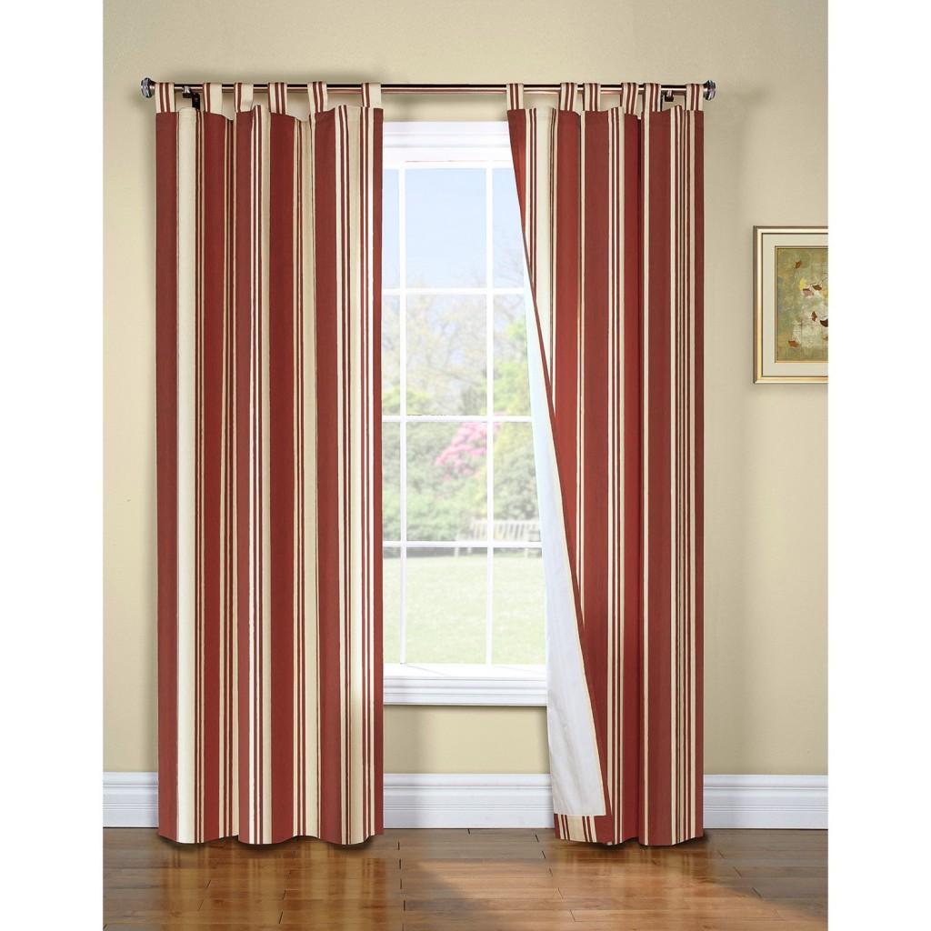 Tab top kitchen curtains Photo - 4 | Kitchen ideas