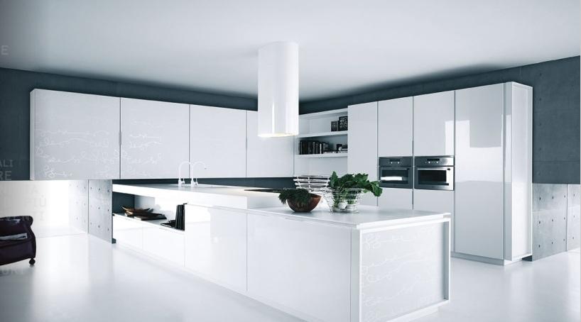 Tall kitchen cabinet Photo - 3