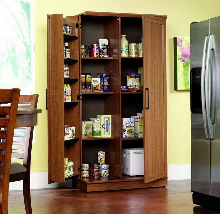Tall kitchen cabinet Photo - 8