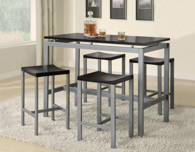 Tall kitchen chairs Photo - 3