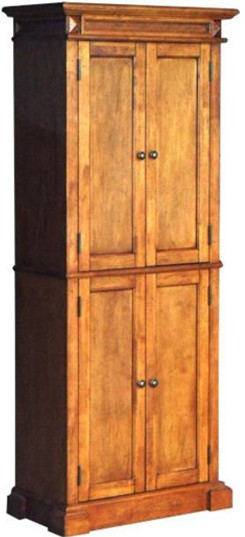 Tall kitchen pantry cabinet furniture Photo - 6