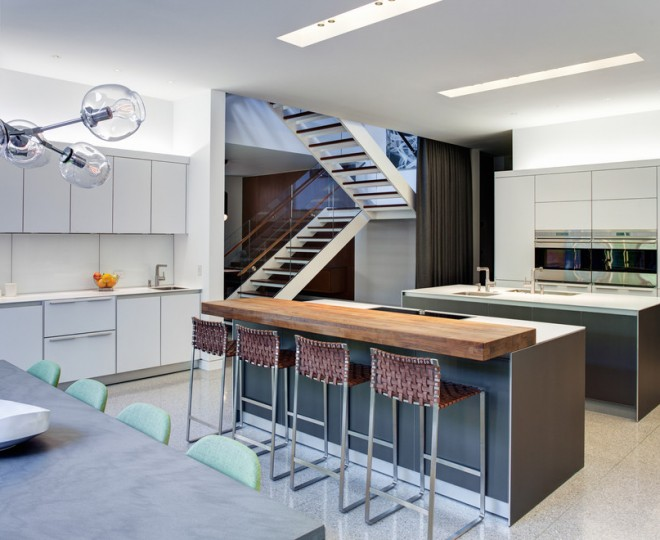 Tall kitchen stools Photo - 6