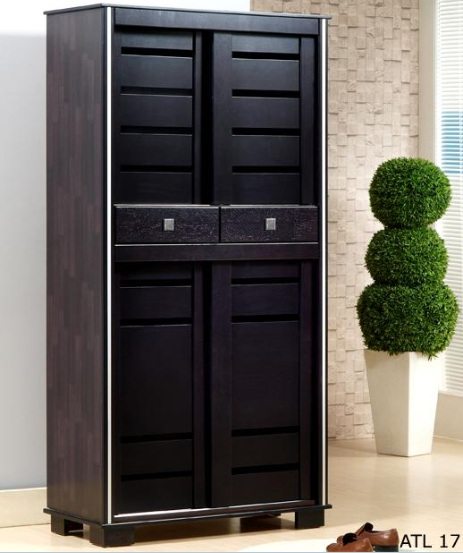 Tall kitchen storage cabinet Photo - 5