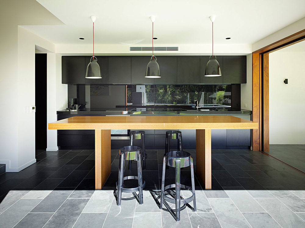Modern High Kitchen Table tall kitchen tables. combining formal dinners with tall kitchen