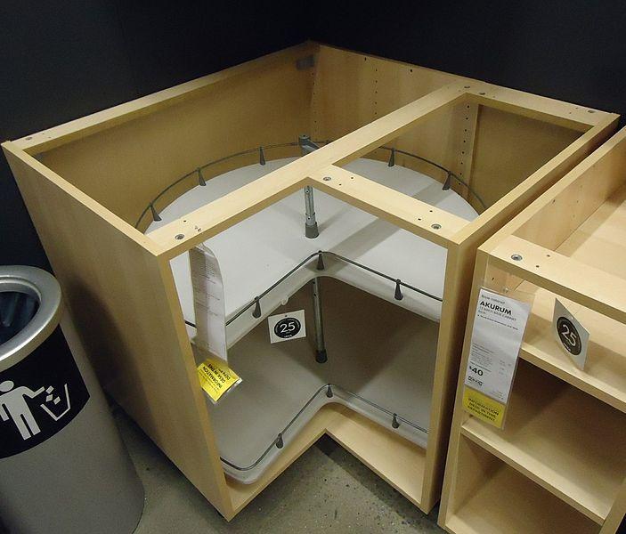 Tall kitchen utility cabinets Photo - 10