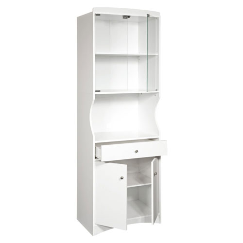 Tall kitchen utility cabinets Photo - 11