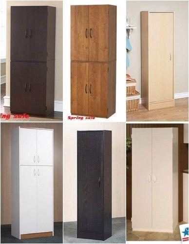 Tall kitchen utility cabinets Photo - 2