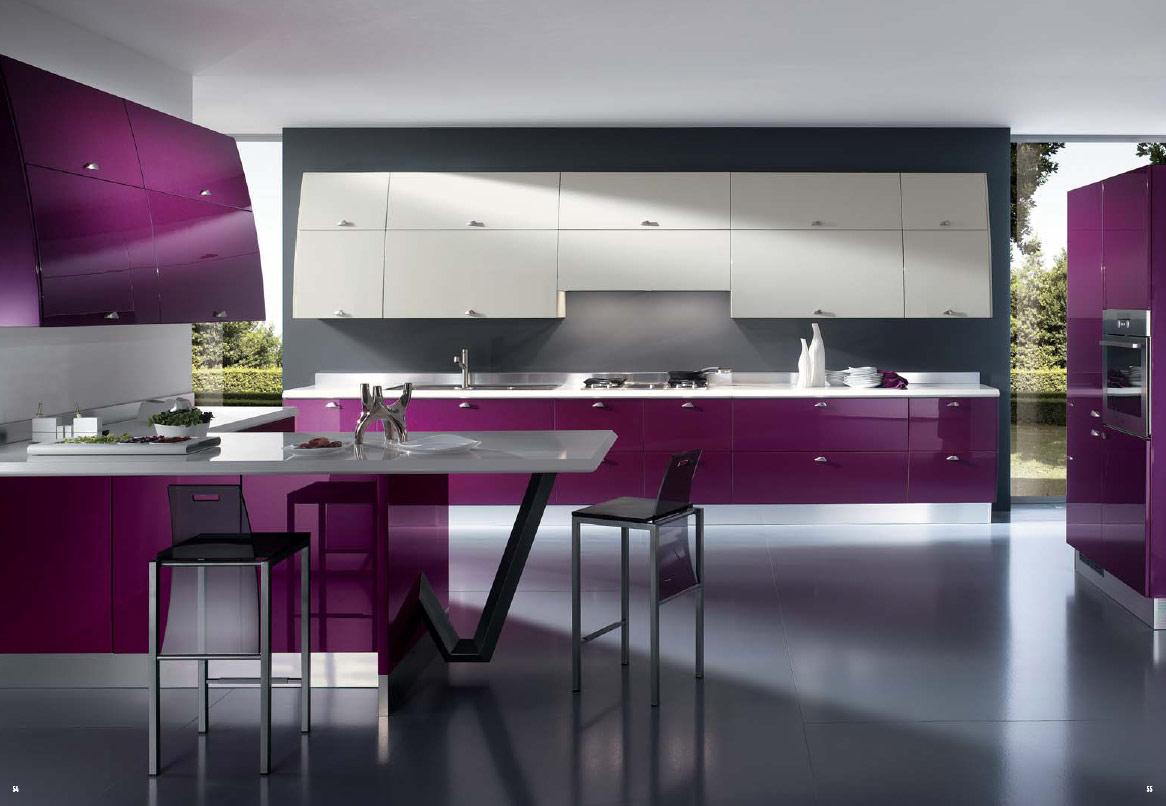 Tall kitchen wall cabinets Photo - 7