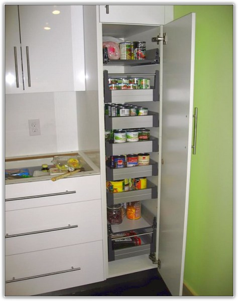 Tall White Kitchen Pantry Cabinet Kitchen Ideas