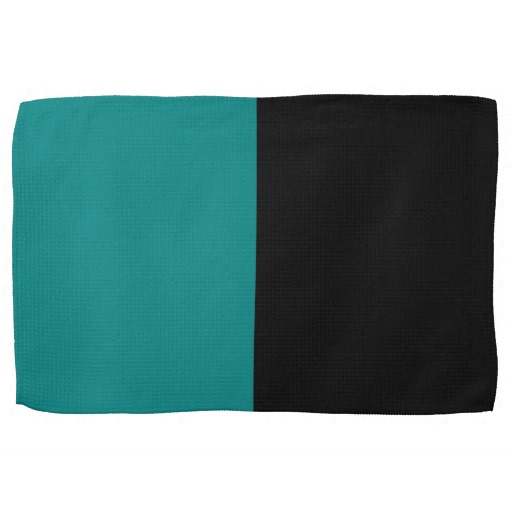 Teal kitchen towels Photo - 4