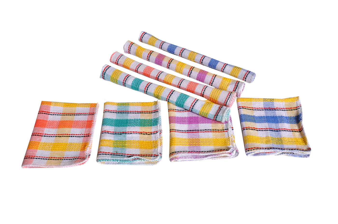 Terry cloth kitchen towels Photo - 2