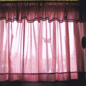 Tier curtains for kitchen Photo - 1