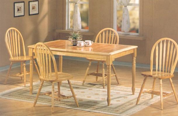 Tile top kitchen table sets Photo   3. Tile top kitchen table sets   Kitchen ideas