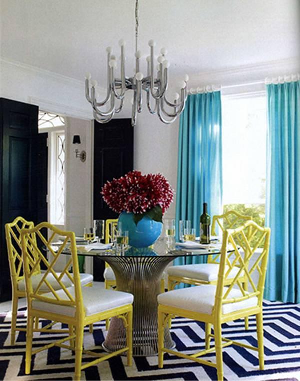 ... Turquoise Kitchen Curtains Photo   4 ...