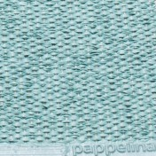 Turquoise kitchen rug Photo - 1