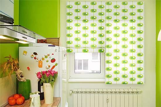 Tuscany kitchen curtains Photo - 12
