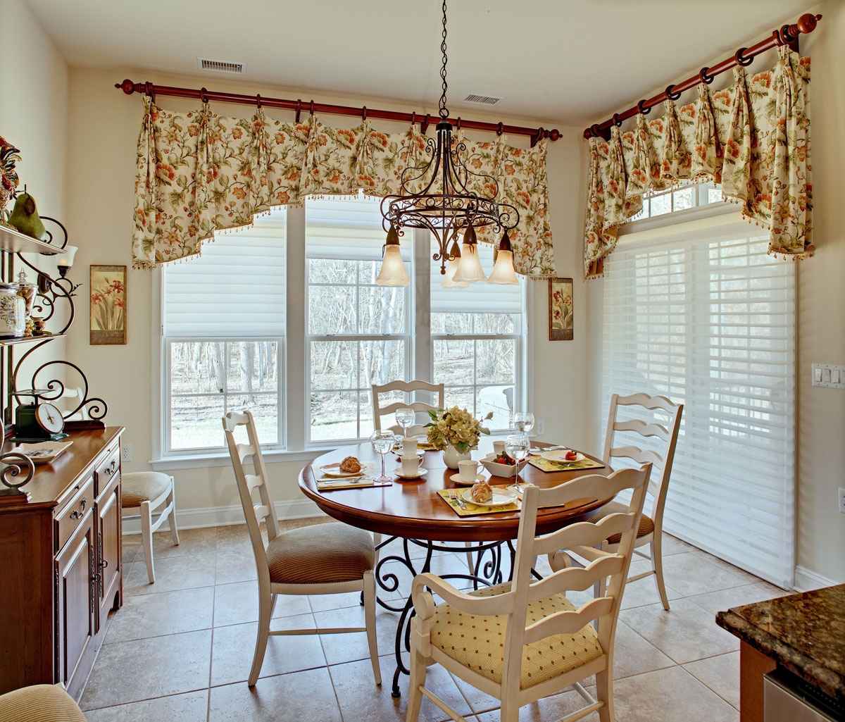 Some Ideas Tuscan Window Treatments - HOUSE DECORATIONS AND FURNITURE