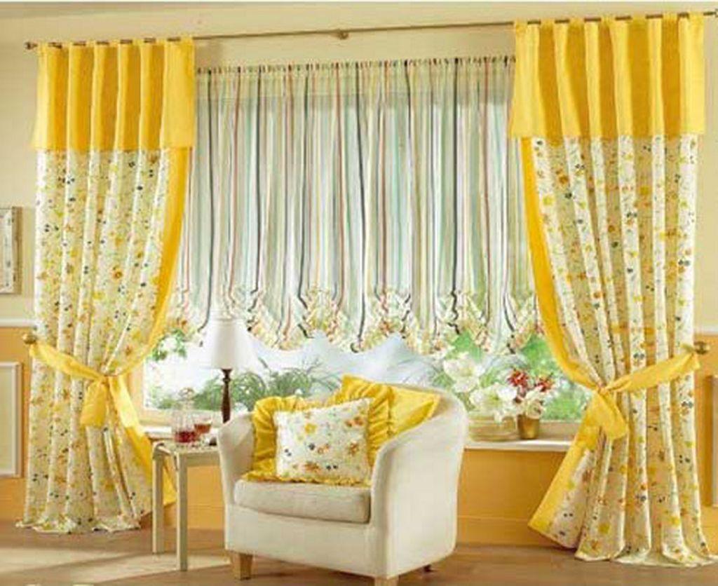 Tuscany kitchen curtains Photo - 8