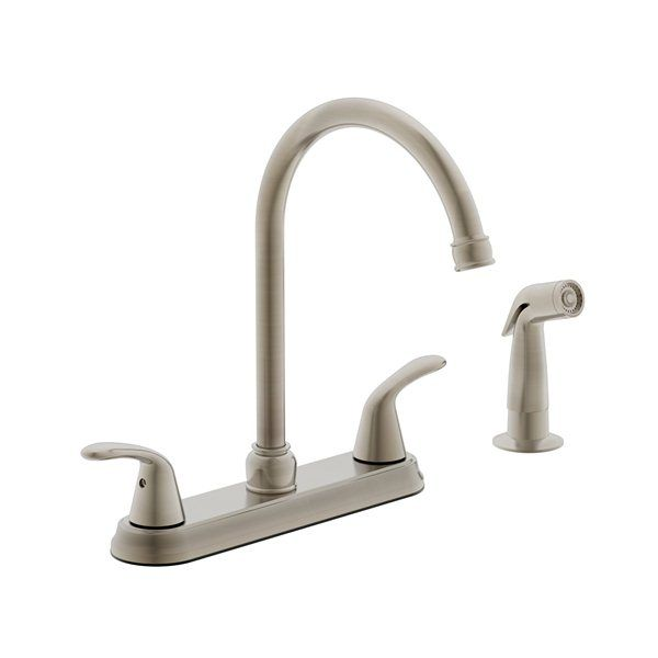 Two handle kitchen faucet Photo - 9