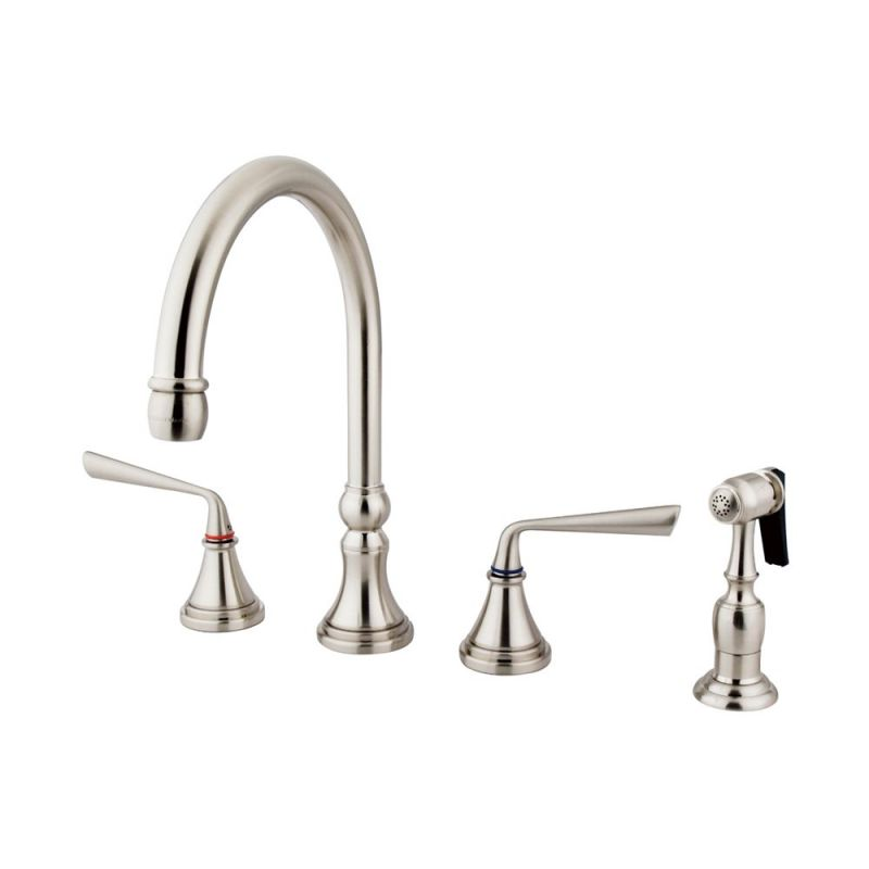 Two handle kitchen faucet Photo - 4