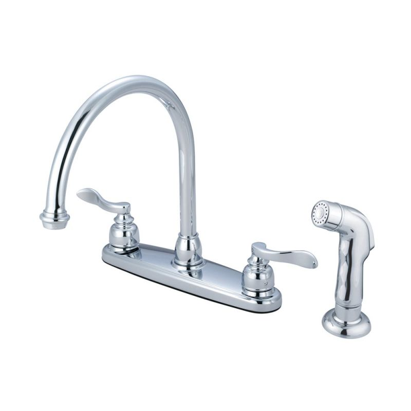 Two handle kitchen faucet Photo - 8