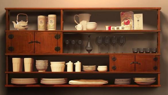 Under cabinet kitchen storage Photo - 10