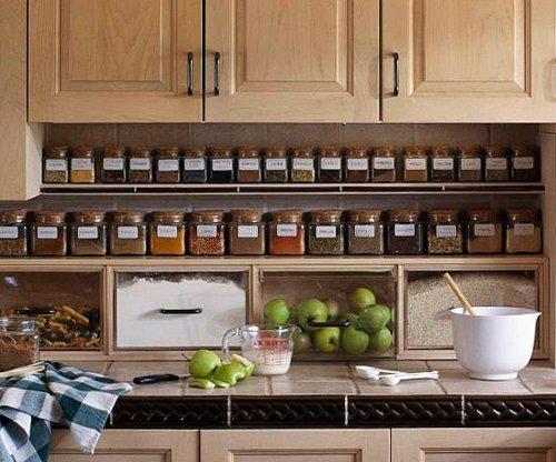 Under kitchen cabinet storage Photo - 8
