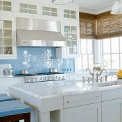 Valance curtains for kitchen Photo - 1