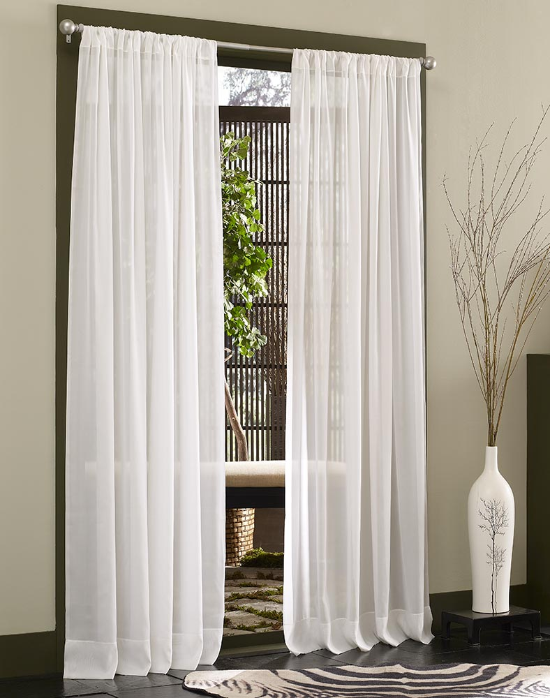 Valance curtains for kitchen Photo - 10