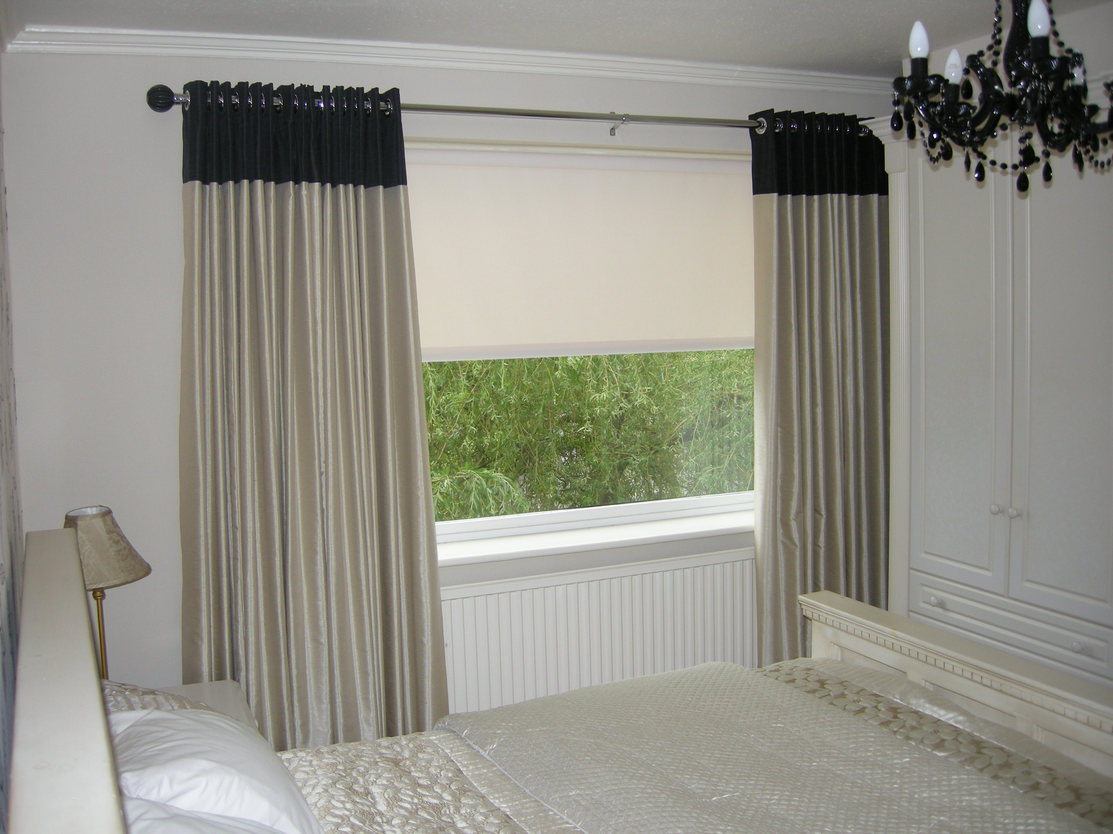 Valance curtains for kitchen Photo - 2