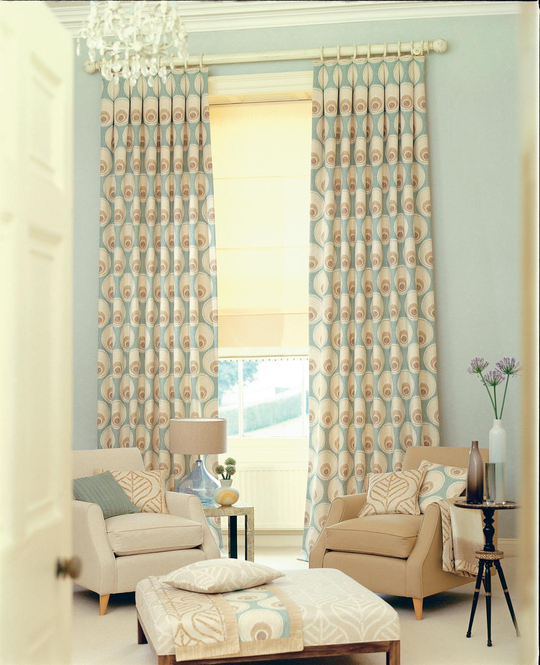 Valance curtains for kitchen Photo - 8