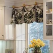 Valances for kitchen windows Photo - 1