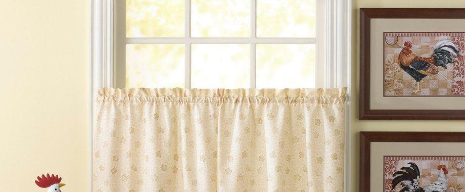 Valances for kitchen windows Photo - 10