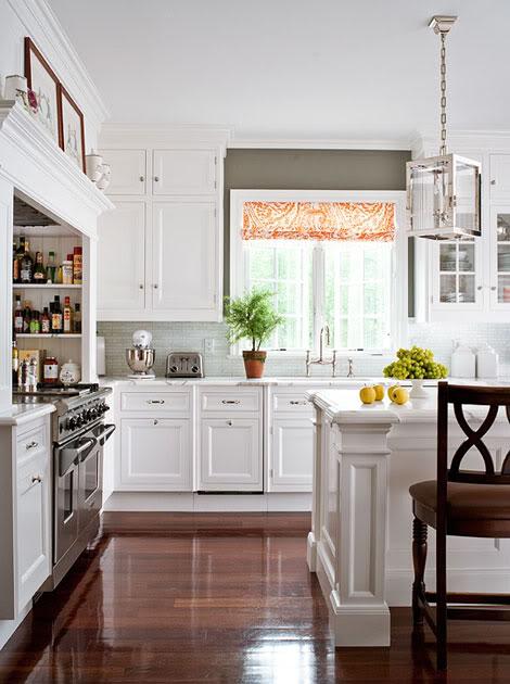 Valances for kitchen windows Photo - 7