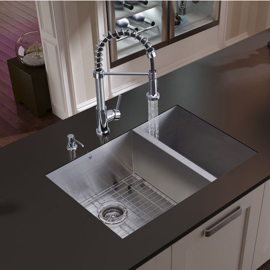 Vigo kitchen faucet Photo - 12