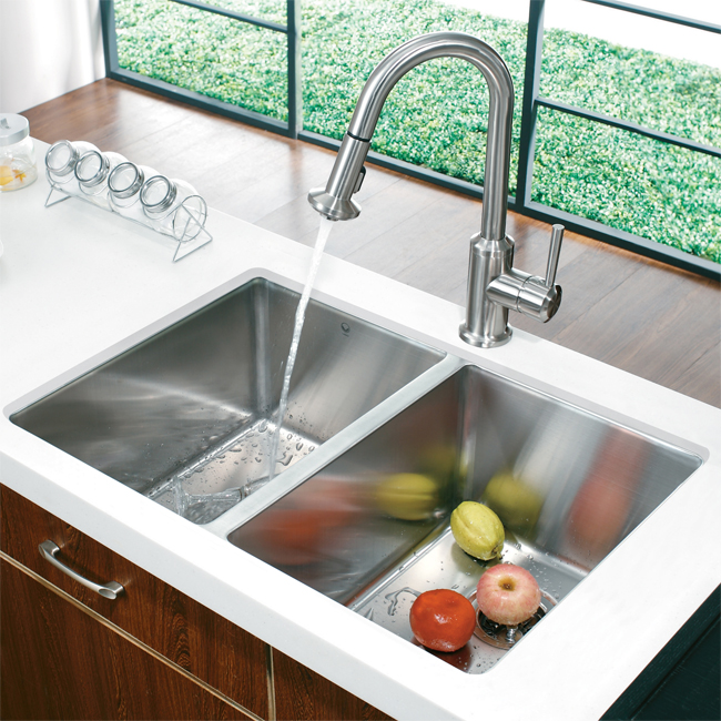 Vigo kitchen faucet Photo - 5
