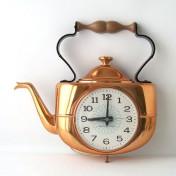 Vintage kitchen wall clocks Photo - 1