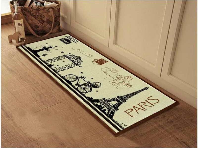 Vinyl kitchen floor mats Photo - 1