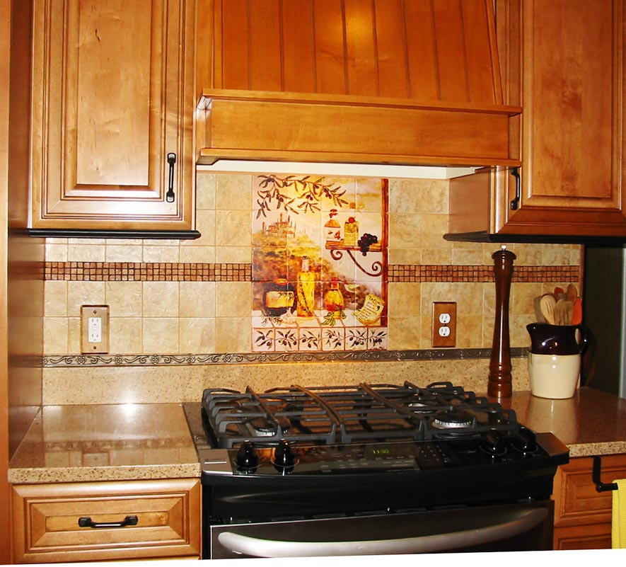 Wall art for kitchen decoration Photo - 12