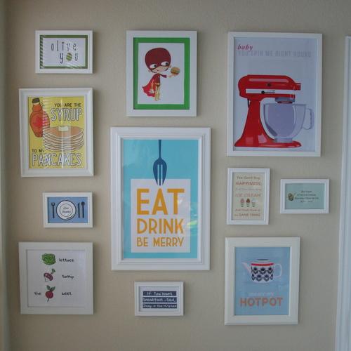 wall art for kitchen decoration  kitchen ideas, Home designs